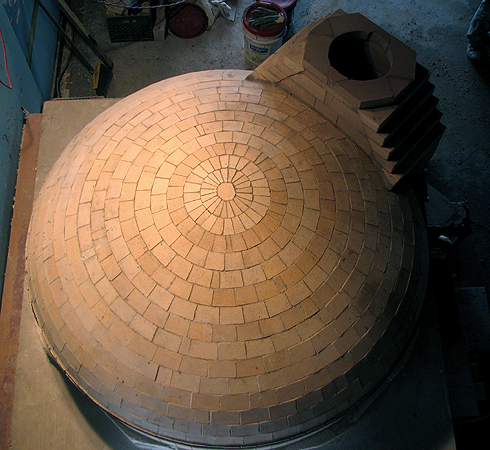 "60"" pizza oven by Alex Chernov"