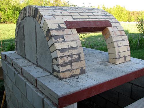 semi pre-cast ovens